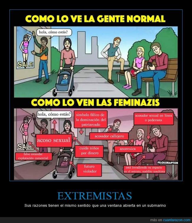 Feminazi,feminismo,hombre,machismo,mujer,simbolo,vision