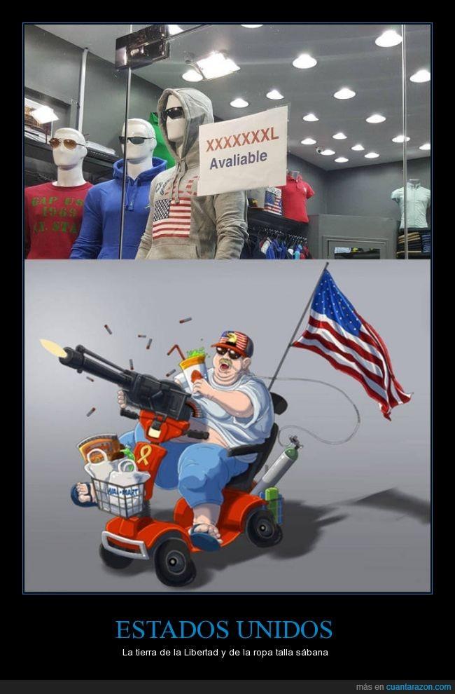 america,estados unidos,gordos,grande,large,ropa,talla,xl