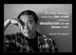 Enlace a La peor desolación según Haruki Murakami