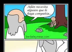 Enlace a Dios es un tío mu' enrollao' :D