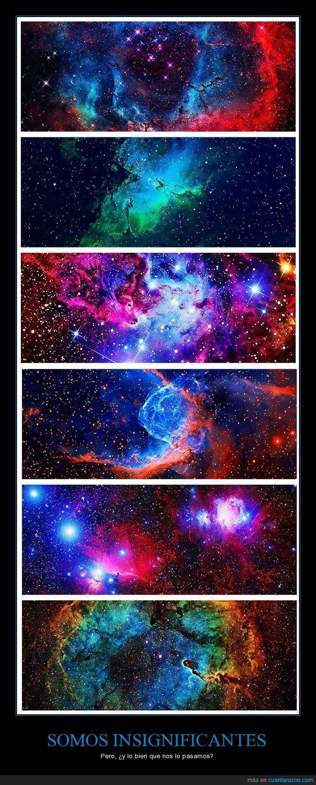 color,humanos,insignificante,tierra,universo