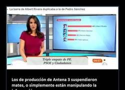 Enlace a En Antena 3 se pasan las matemáticas por la punta del...