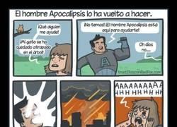 Enlace a EL HOMBRE APOCALIPSIS