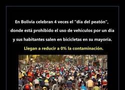 Enlace a ¿Cómo consiguen en Bolivia llegar a las 0 emisiones?
