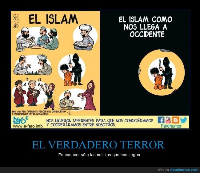 cultura,doctrina del terror,ISIS,islam,occidente,terrorismo,tolerancia