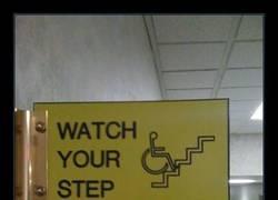 Enlace a ¿Vas en silla de ruedas? Ven por aquí...