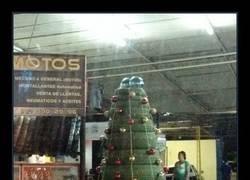 Enlace a Navidad, Navidad, mecánica Navidad