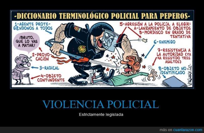 policía,política,violencia