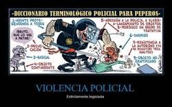 Enlace a VIOLENCIA POLICIAL