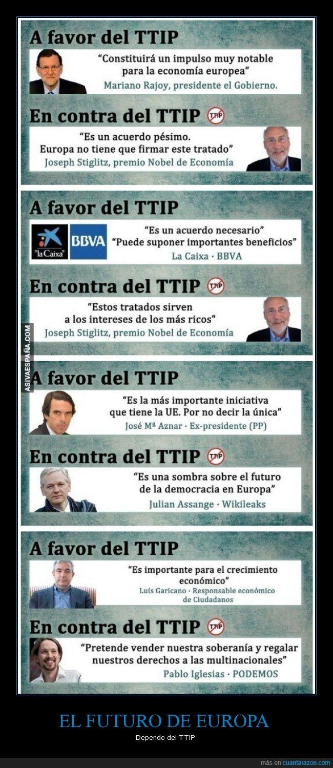 dinero,economía,favor,Mariano Rajoy,opinion,paz,politica,Tratado Transatlántico,ttiip