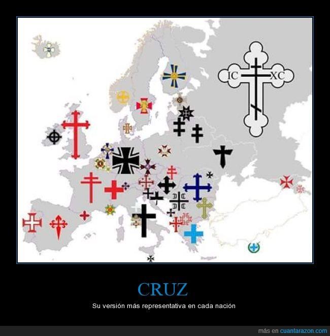 algunas dan miedete,Catolicismo,Cruz,europa,historia,religión
