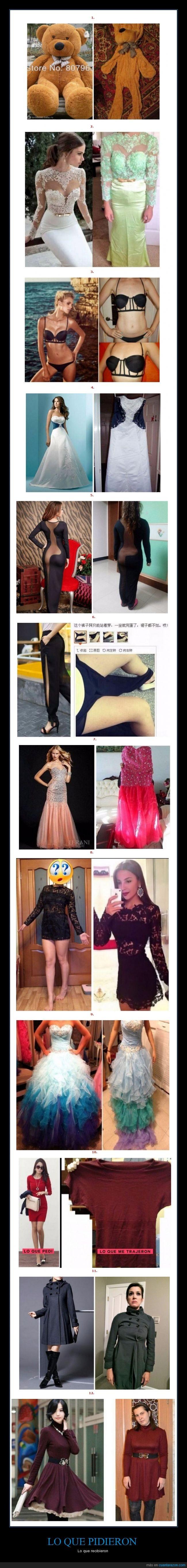 bonito,botas,comparacion,compra,cutre,diferente,foto,mala compra,vestido,vestido feo