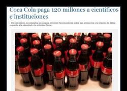 Enlace a Coca-cola soborna a todo el que le da la gana. DI QUE SÍ