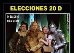 Enlace a ELECCIONES DEL 20D
