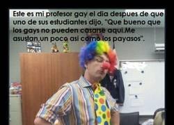 Enlace a La mejor solución contra la homofobia