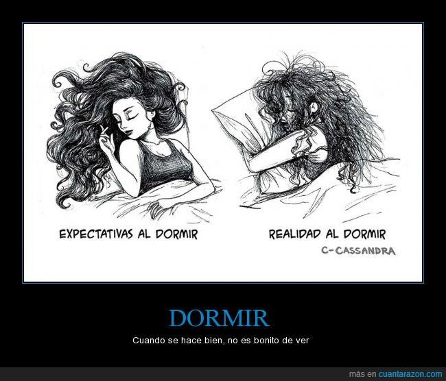 dormir,estilo,expectativa,melena,pelo,realidad