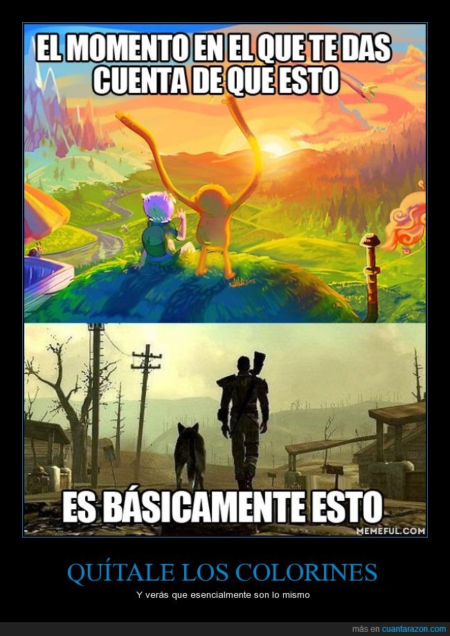 Adventure time,Albondiga,Fallout,Finn,Hora de Aventura,igual,JAke