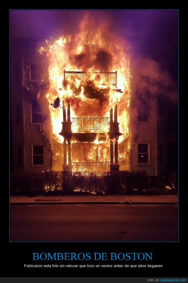 bombero,Boston,Calavera,fuego,incendio,muerte,peligro