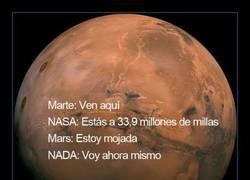 Enlace a Cuando Marte te llama... ;)