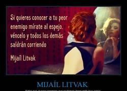 Enlace a Cómo vencer a tu peor enemigo según Mijaíl Litvak