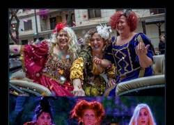 Enlace a Las Reinas Magas curran más de un día al año... ¡También en Halloween!