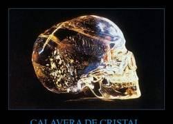 Enlace a La leyenda de la calavera de cristal