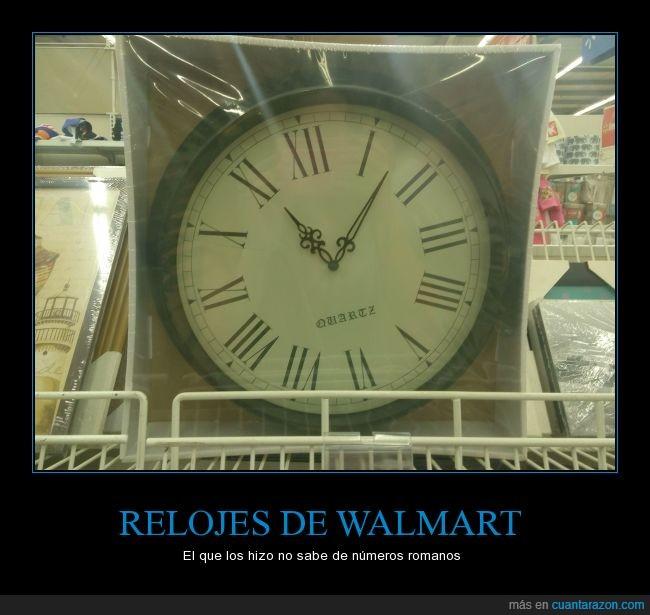 numeros,reloj,romanos,walmart
