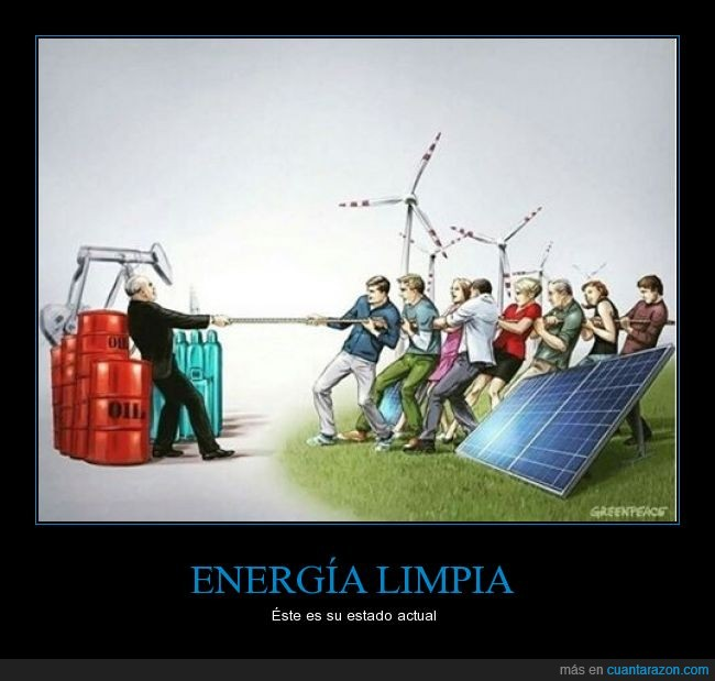 enería,interéses,petróleo,sol,solar