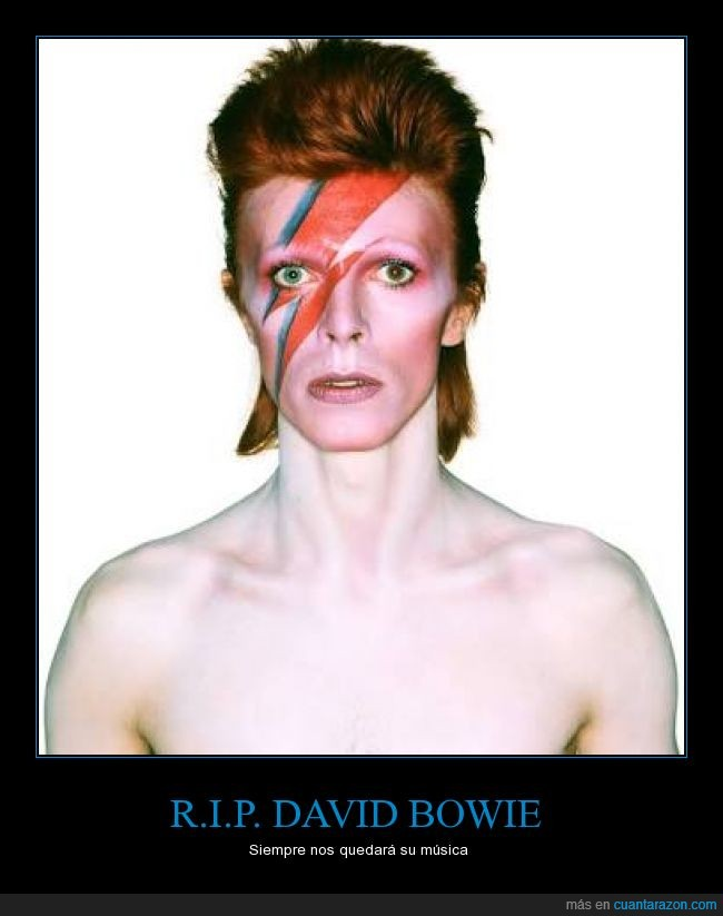 cancer,david bowie,Muerte