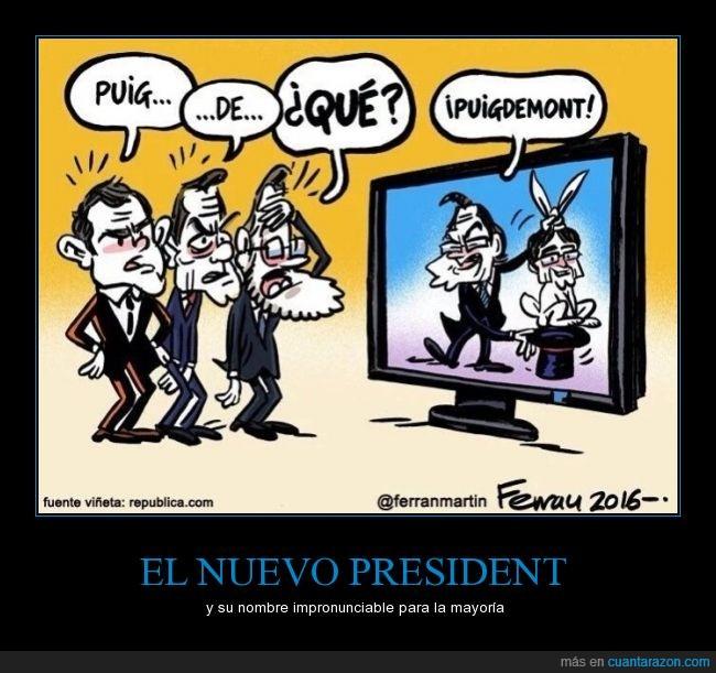 Artur Mas,Cataluña,entender,president,presidente,Puigdemont,Rajoy,Rivera,Sanchez