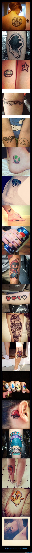 charmander,gamer,La leyenda de zelda,Mario,medalla,nintendero,nintendo,ocarina,pikachu,pokemon,tatuaje,videojuego