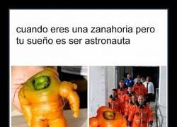 Enlace a La zanahoria que paró el Armaggedon