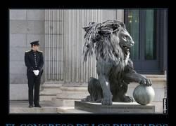 Enlace a Se ha renovado la imagen de los leones...