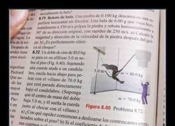 Enlace a Batman te ayuda a comprender la física