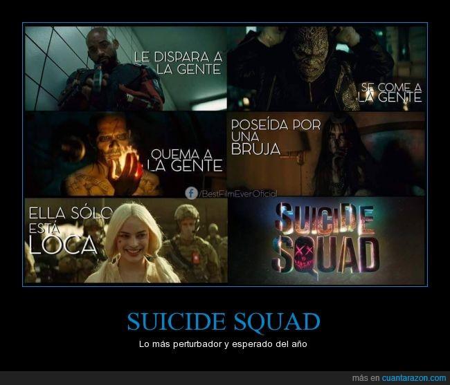 cine,película,que ganas,suicide squad