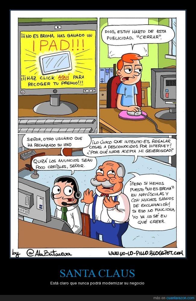 internet,ipads,publicidad,rico