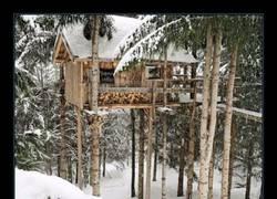 Enlace a La casa del árbol con la que todos soñamos de niños