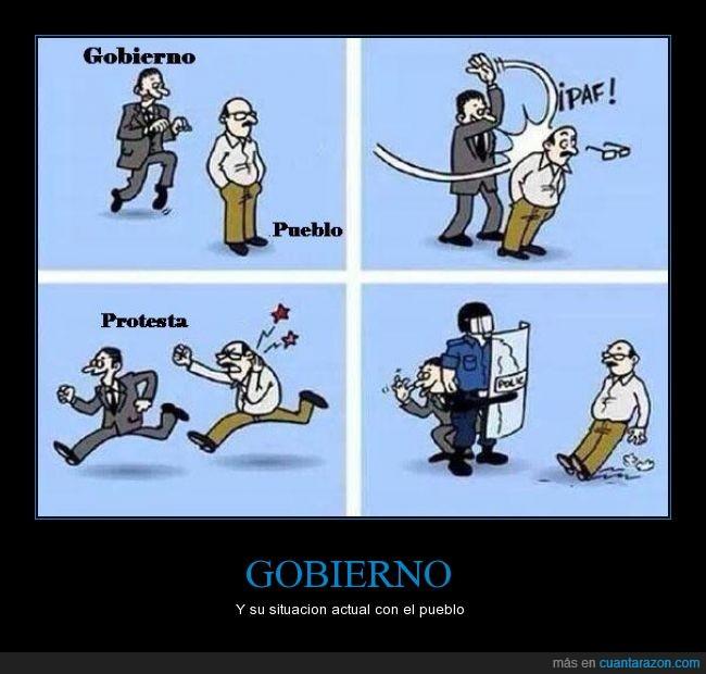 gobierno,injusticia,policia,politico,protesta,pueblo