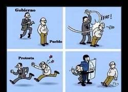 Enlace a Cuando te protegen, qué fácil es ser valiente