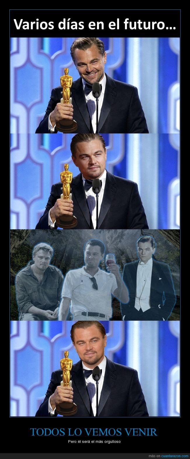 Blood Diamond,Leonardo Dicaprio,Premio Oscar,Star Wars,The Aviator,The Revenant,The Wolf of Wall Street
