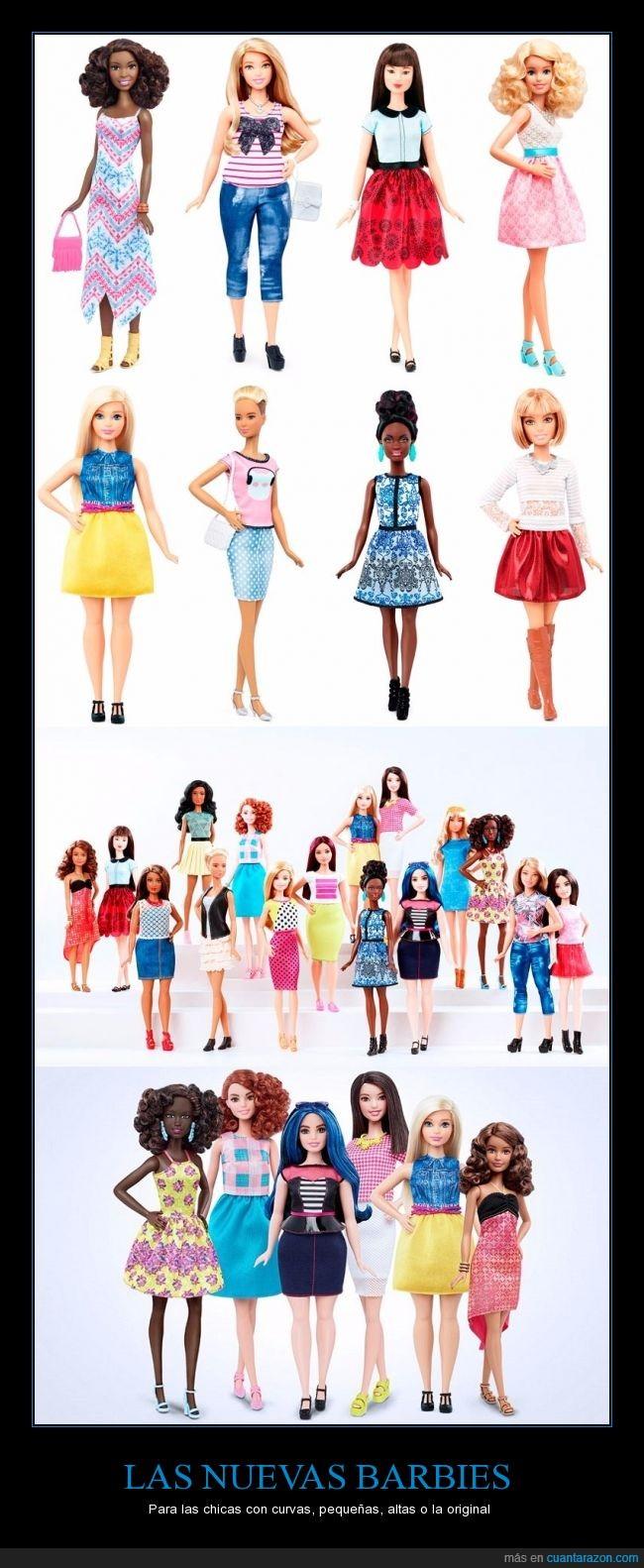 alta,barbie,cuerpo,curvas,forma,pequeña