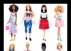 Enlace a La figura de Barbie ya no es una única