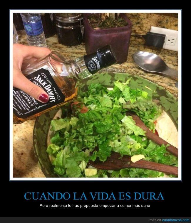alcohol,aliñar,bebida,dura,Jack Daniels,salud,sano,vida,whisky