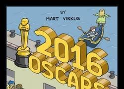 Enlace a RETO DE HOY: ¿Eres capaz de encontrar todos los nominados al Oscar?