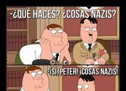 Enlace a Cosas nazis, Peter... Cosas nazis.