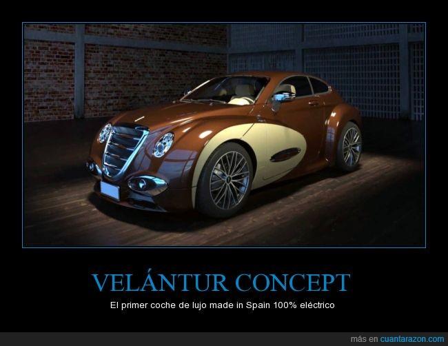 coche,deportivo,eléctrico,España,prototipo