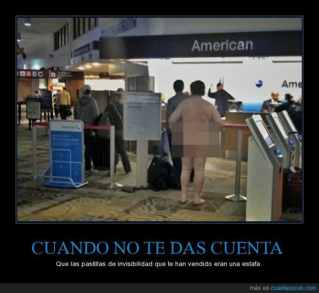 aeropuerto,Desnudez,terminal