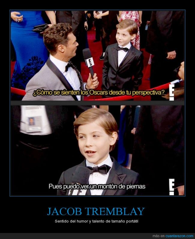 actor,Jacob Tremblay,la habitación,oscar,perspectiva,piernas,the room
