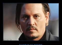 Enlace a Johnny Depp es el nuevo blanco de Internet