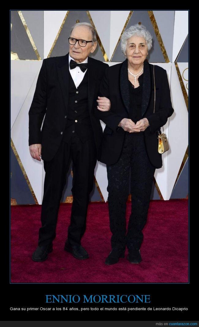 compositor,Ennio Morricone,Leonardo Dicaprio,Oscars